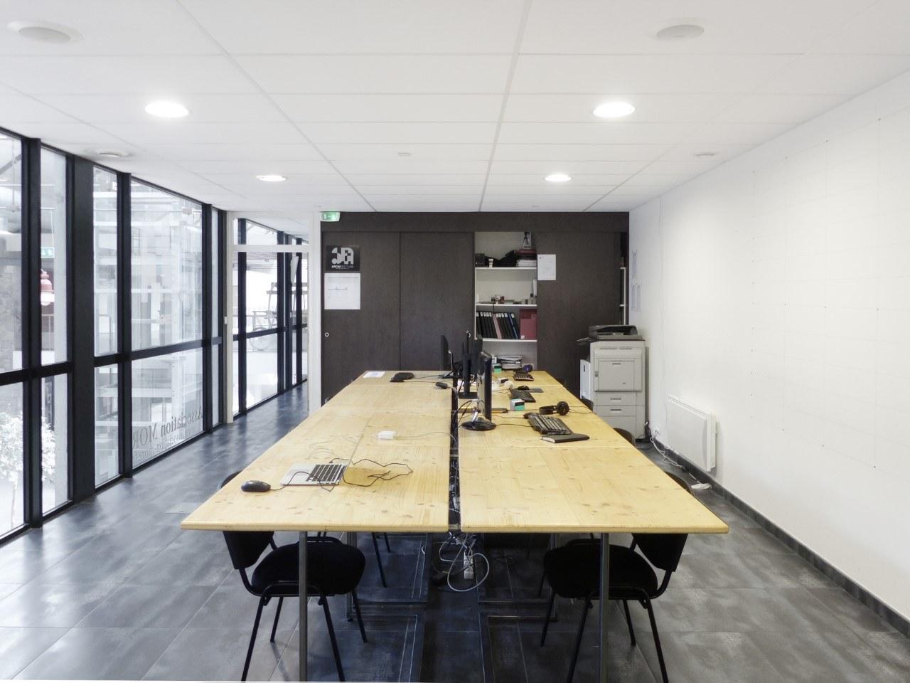photo de la salle de réunion